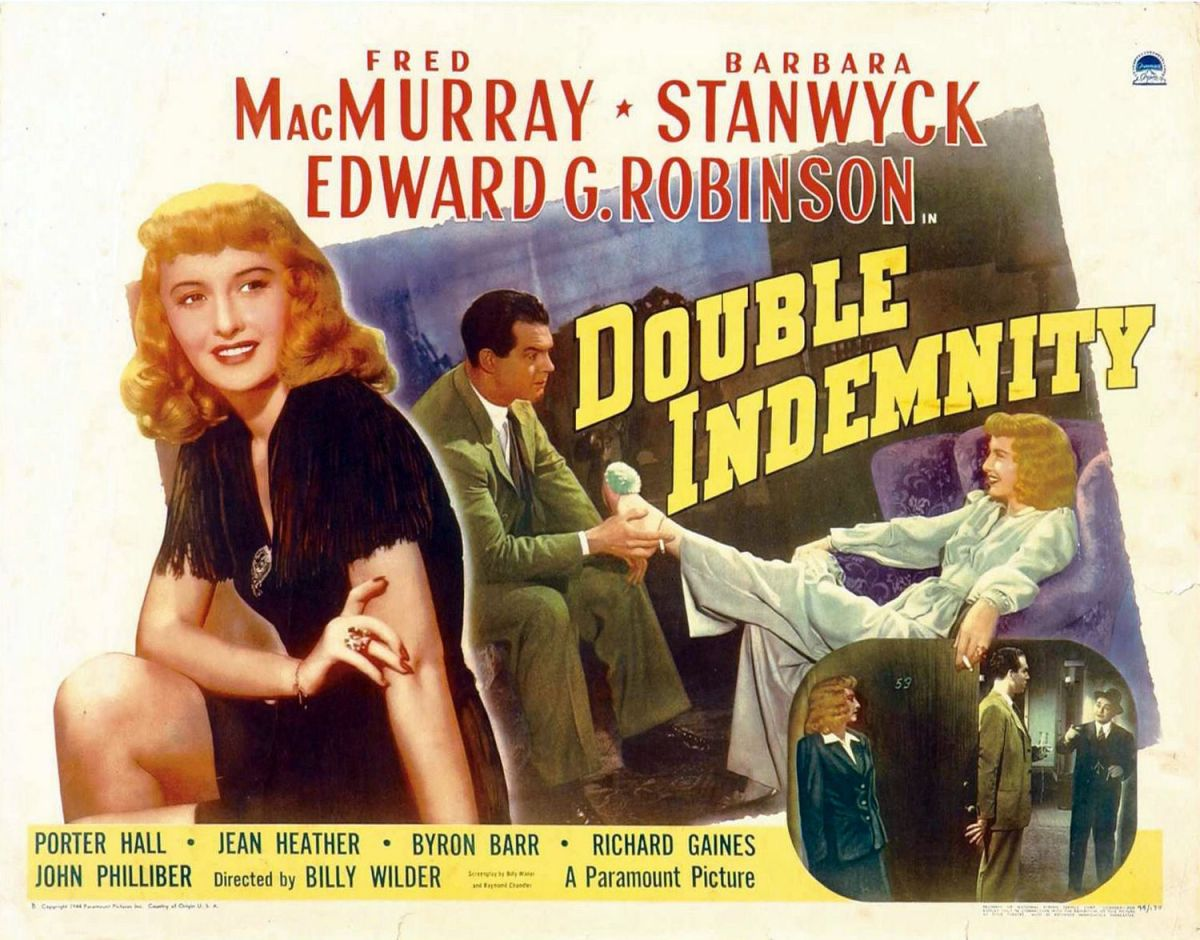 Classic Film Review: Double Indemnity